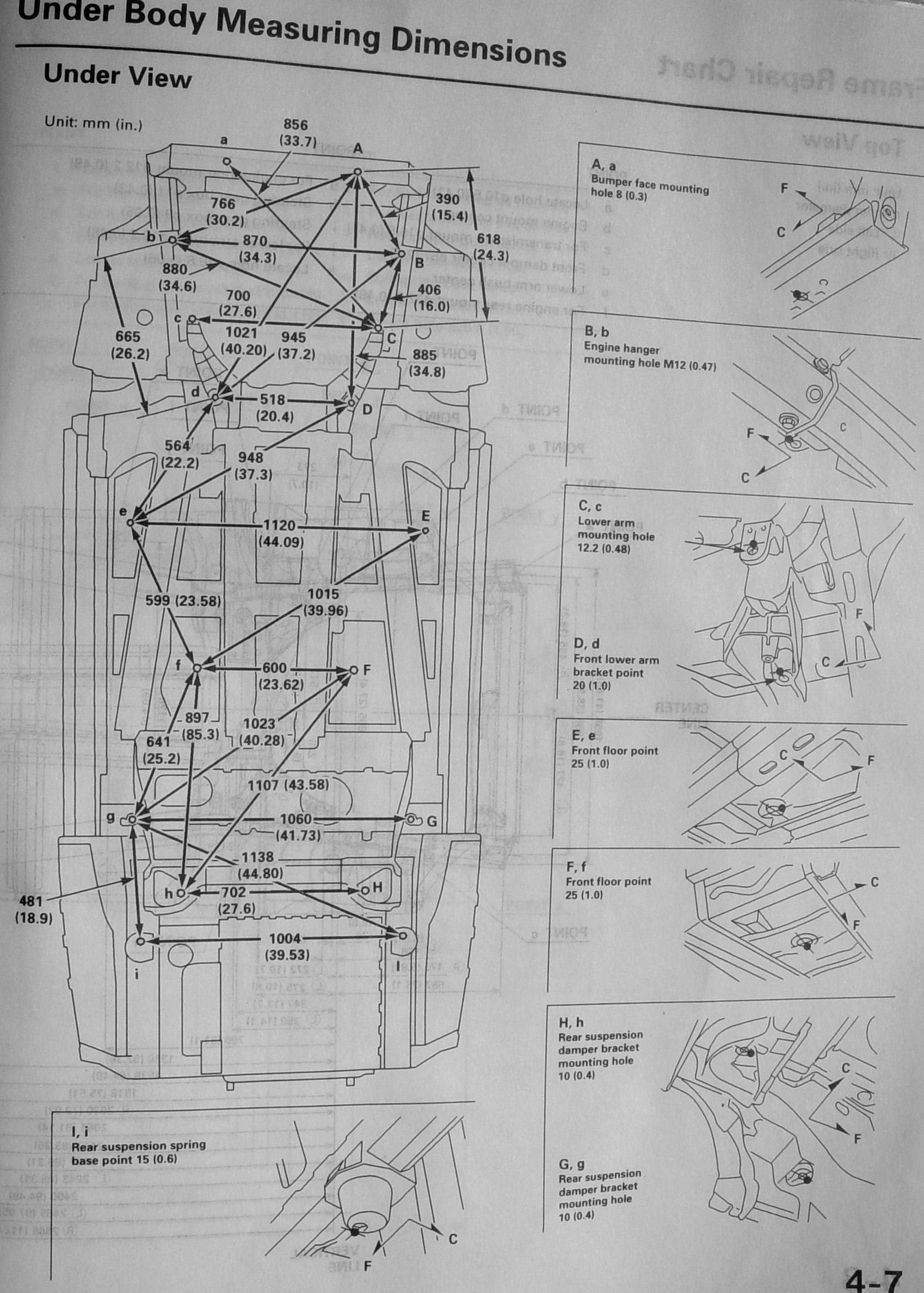 Downloads Mima Honda Insight Modified Integrated Motor Assist Wiring Diagram 2005 Civic Hybrid Download Bottom Frame Measurements