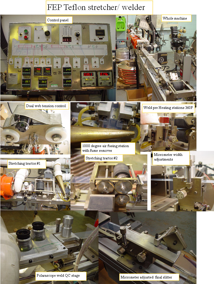 precise machine and fabrication