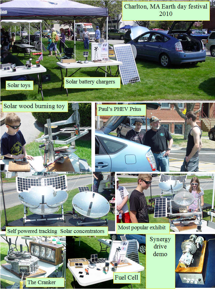 Charlton MA earth day