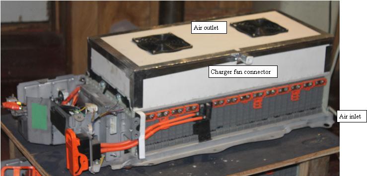 Prius Fan Adapter