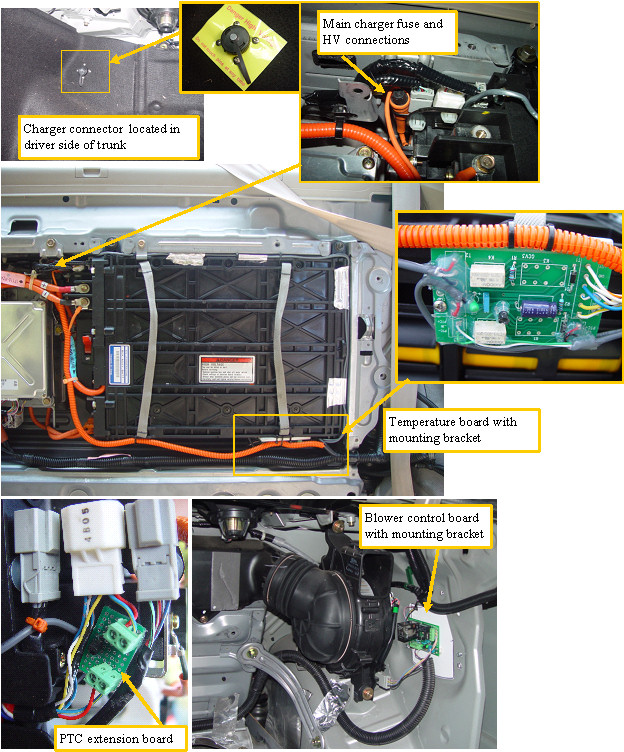 Installing the Genesis One Universal grid charger in a First Gen Civic