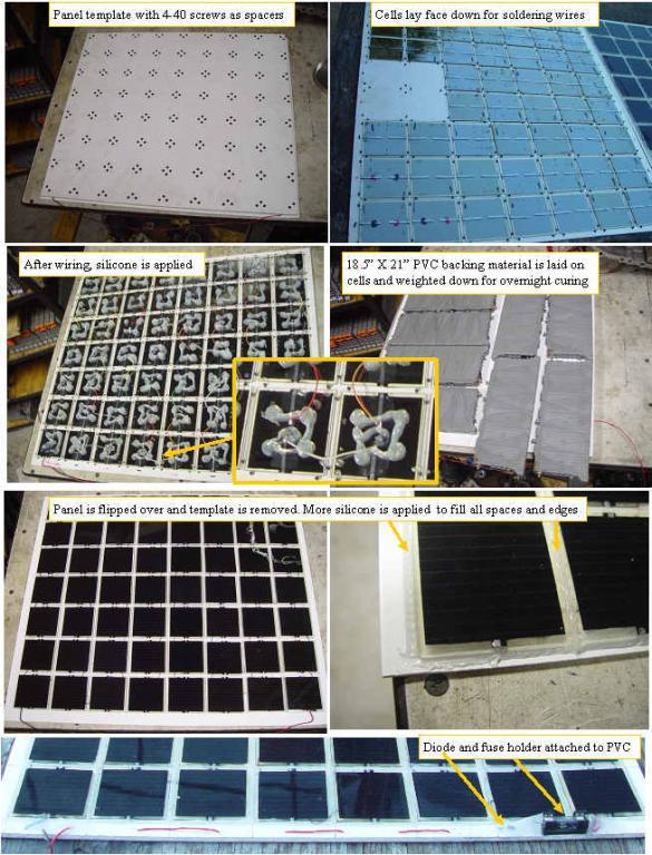 Building the Solar HV charger/rebalancer