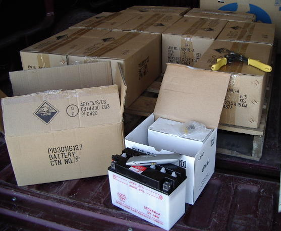 20 Ah HV Booster Battery