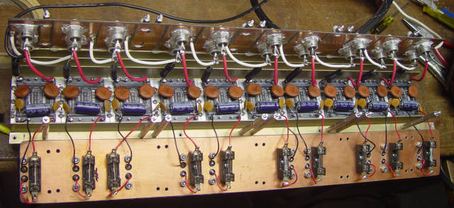 Finishing up the boost power supply
