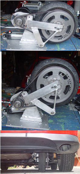 The  EV Wheel