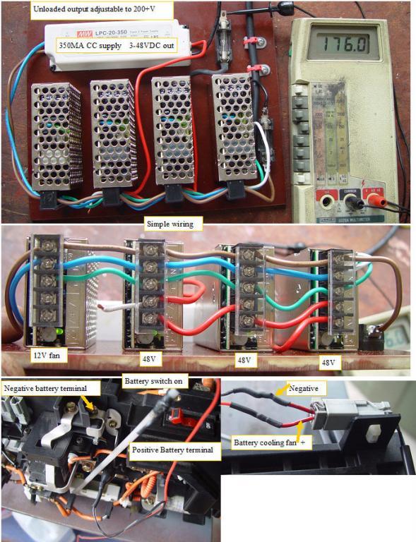 Grid charger/Balancer 1