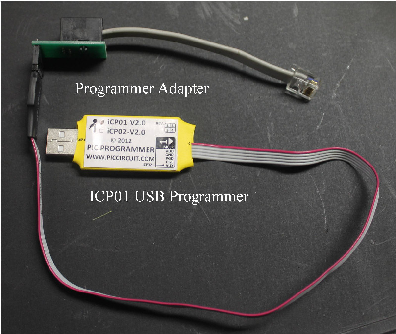 Programmer and adapter kit