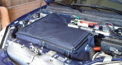 Engine Blanket 10/21/07