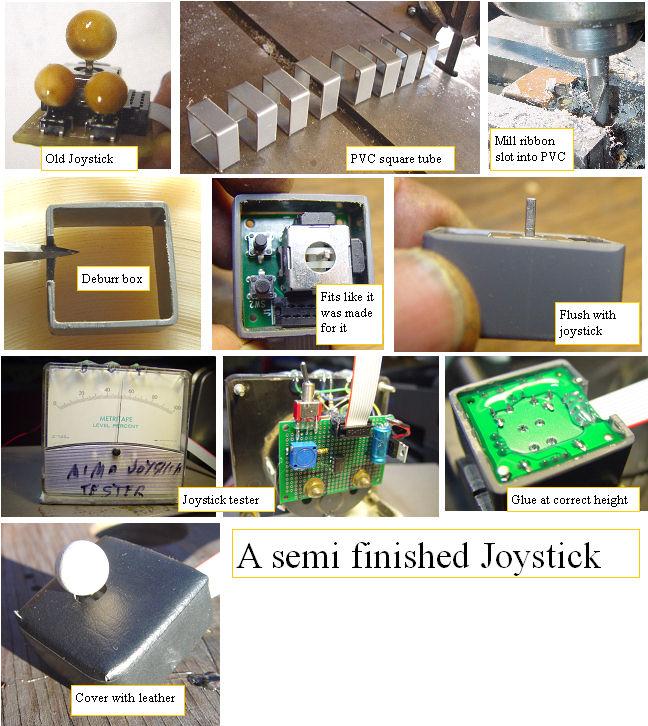 Building a better joystick