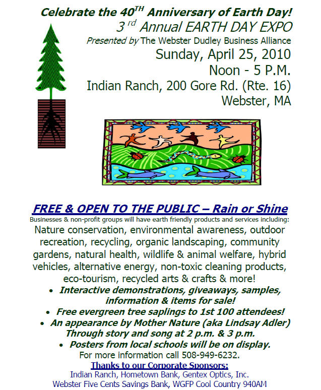Webster Earth day