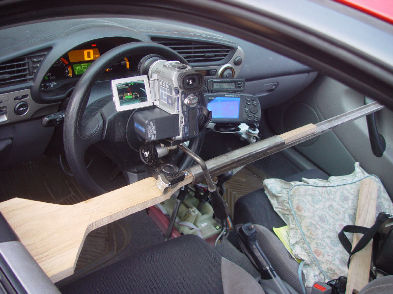 Taking Video of the dash