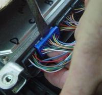 Unplug connectors