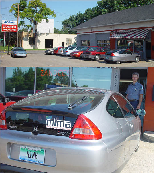 MIMA # 045  Midwest MIMA installer Ed Zandee