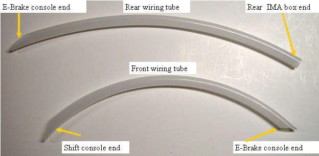 Wiring tubes