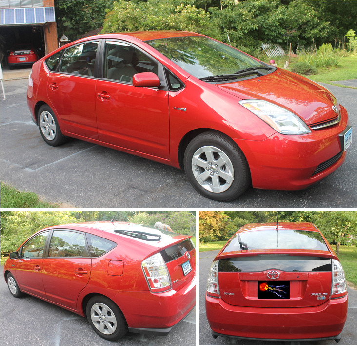 A prius joins the stable of hybrids